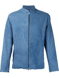 куртка с цветочными эелементами By Walid