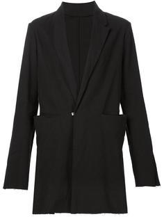 удлиненный пиджак Ma+ MA!