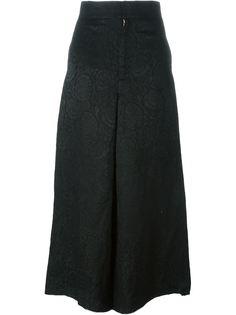 ультра-широкие брюки Aganovich