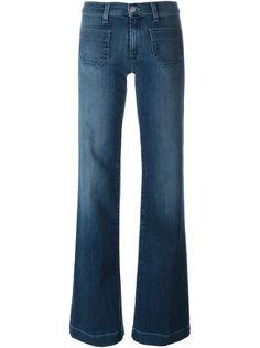 широкие джинсы Libby  Hudson