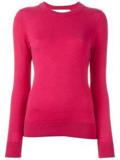 трикотажная блузка в рубчик Michael Michael Kors
