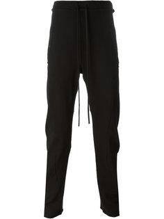 узкие брюки с декоративным швом Lost & Found Ria Dunn