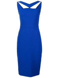облегающее платье  Christian Siriano