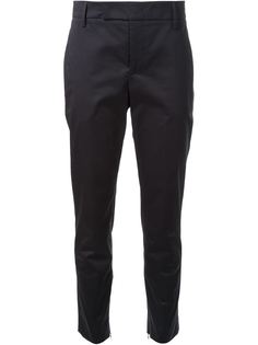 брюки прямого кроя Jil Sander