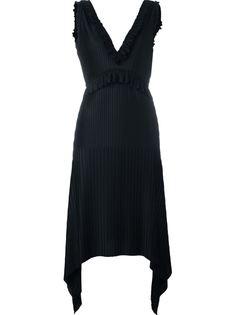 платье c V-образным вырезом  Givenchy