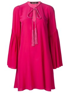 платье свободного кроя Roberto Cavalli