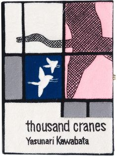 клатч-книга Thousand Cranes Olympia Le-Tan