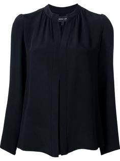 рубашка с воротником-стойкой Derek Lam