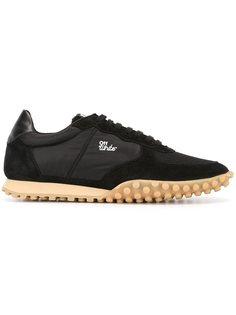 кроссовки на шнуровке Off-White