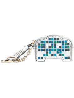 кошелек для монет Space Invaders Robot Anya Hindmarch