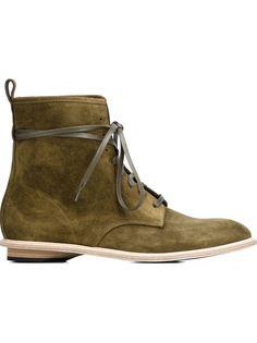 ботинки на шнуровке Valas