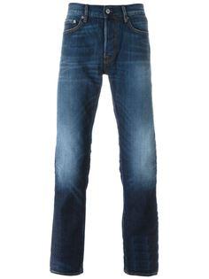 джинсы прямого кроя  Stone Island