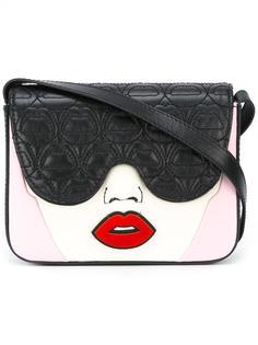 сумка через плечо Sleeping Beauty  Yazbukey