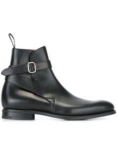 ботинки с пряжкой Churchs