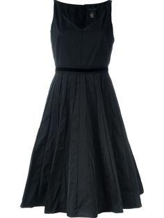 расклешенное платье с V-образным вырезом Marc Jacobs