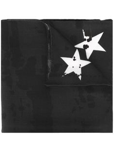 шарф с принтом-логотипом Givenchy