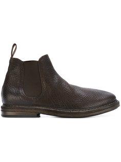 текстурированные ботинки челси  Marsèll