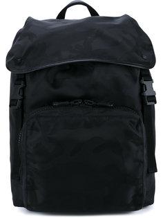 рюкзак Rockstud Noir  с камуфляжным принтом  Valentino