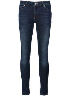 джинсы кроя скинни   Anine Bing