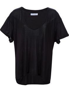футболка c V-образным вырезом   Anine Bing
