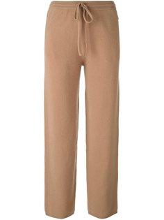брюки прямого кроя Joseph