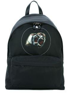 рюкзак с принтом бабуинов Givenchy