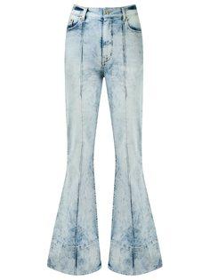 расклешенные брюки с завышенной талией Amapô