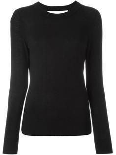 свитер с вырезом на спине Michael Michael Kors