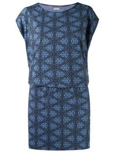 платье-туника с узором Lygia & Nanny