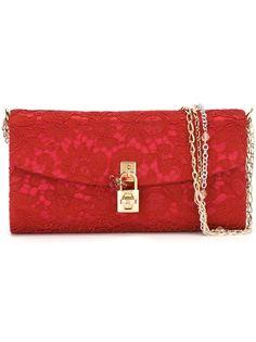 клатч на цепочке Dolce Dolce & Gabbana