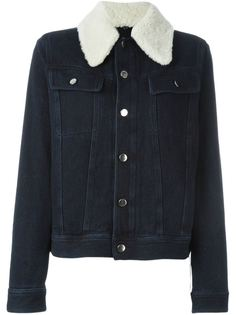 джинсовая куртка  Mm6 Maison Margiela