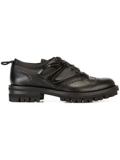 туфли броги в стиле кроссовок Dsquared2