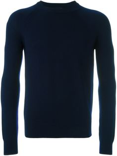 свитер с круглым вырезом Saint Laurent