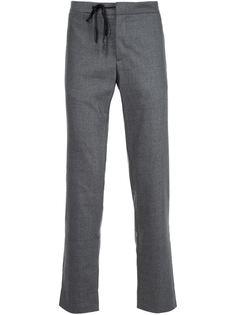 узкие брюки Maison Margiela