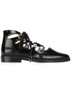 туфли на шнуровке  Toga Pulla