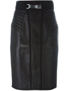 юбка с панельным дизайном  Dsquared2