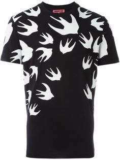 футболка Swallow McQ Alexander McQueen