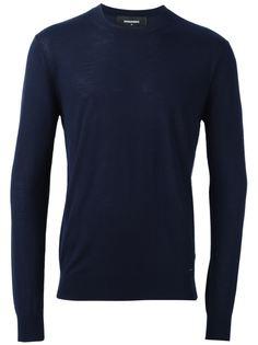 вязаный свитер  Dsquared2
