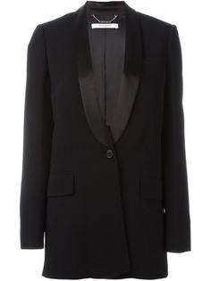 пиджак с лацканами-шалькой Givenchy