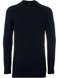 свитер с круглым вырезом   Diesel Black Gold