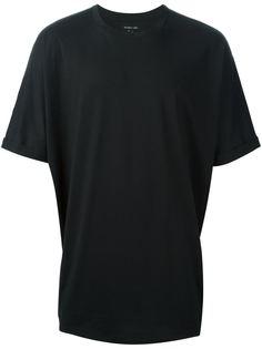 свободная футболка  Helmut Lang