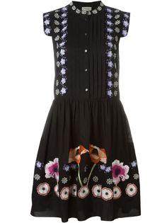 платье без рукавов Sylvie Temperley London