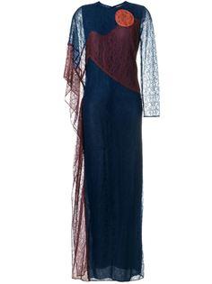 платье-кафтан Cecilia  Tory Burch