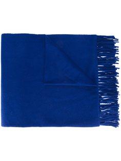 шарф с бахромой Études