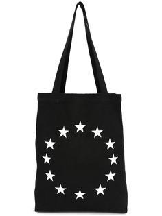 сумка-тоут со звездами Études