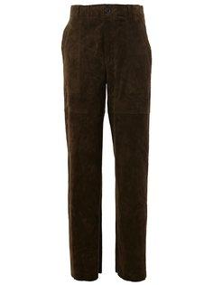 прямые брюки Tobrouk Stouls