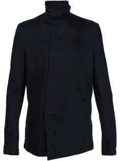 куртка со смещенной застежкой-молнией Julius