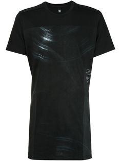 футболка с блеклым принтом Julius