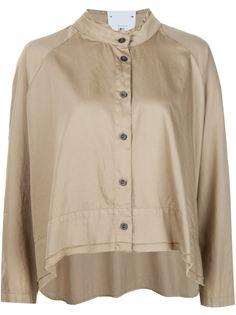 рубашка с воротником-стойкой Lost & Found Rooms