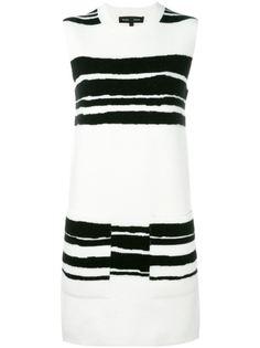 платье-шифт в полоску Proenza Schouler